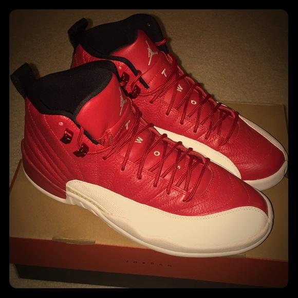 7d7432c85135 Jordan 12 XII Men s Size 11 Gym Red New Authentic